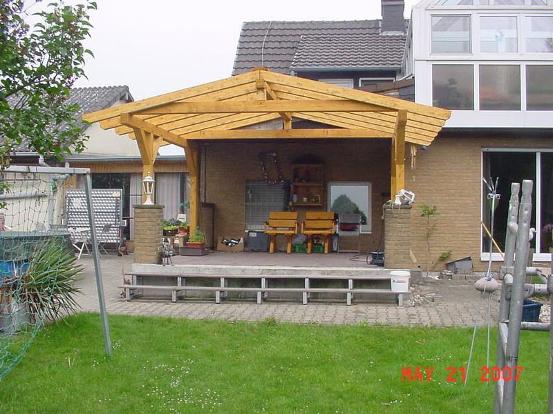holzverarbeitung gerhard tewes carport nach ma. Black Bedroom Furniture Sets. Home Design Ideas